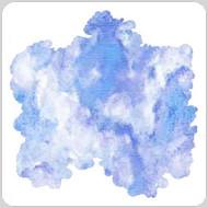 Cloud Edger Stencil
