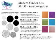 Modern Circles Kit