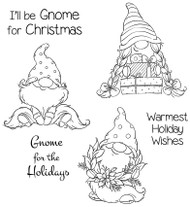 Gnome for Christmas, Set of 6