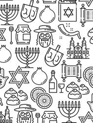 Judaica Background