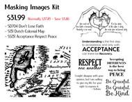 Masked Images Kit