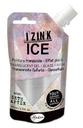 Argent - Hailstone (Silver) Aladine IZINK Ice