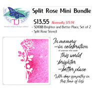 Split Rose Mini Kit