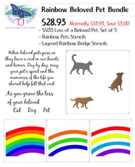 Rainbow Beloved Pet Bundle