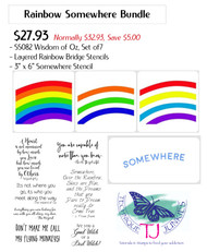 Rainbow Somewhere Bundle
