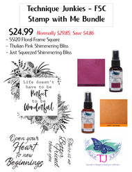 FSC - Stamp with me Bundle