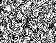 Watersport Doodles