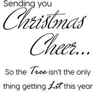 Christmas Cheer, Set of 2