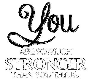 PD009 Stronger than you Think - Palettini