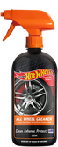 Hot Wheels All Wheel Cleaner