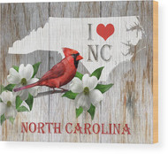 I love North Carolina Wood Panel