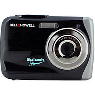 Bell+Howell Splash WP7 12 Megapixel Compact Camera - Black