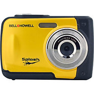 Bell+Howell WP10 Compact Camera - Yellow
