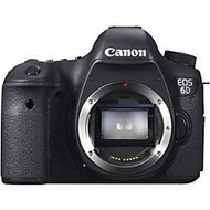 Canon EOS 6D 20.6-Megapixel Digital SLR Camera