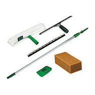 Unger Professional Window Cleaning Kit, 56 inch;