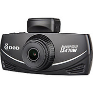 DOD 1080p Full HD Dashcam with Sony Exmor CMOS Sensor and 10x GPS Processor