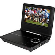 Azend Group Envizen 7 inch; Portable TV and DVD Player with Built-in Tuner