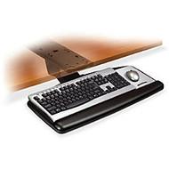 3M AKT170LE Adjustable Keyboard Tray - 23 inch; Height x 26.5 inch; Width x 8 inch; Depth
