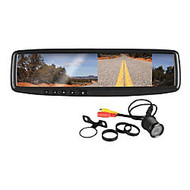 BOSS AUDIO BV430RVM Rear View Mirror / Back-up Camera System with Built-in 4.3 inch Video Display