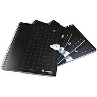 Livescribe No. 1-4 Single Subject Quadrille Book