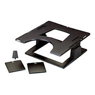 3M™ Ergonomic Notebook Computer Stand, Black