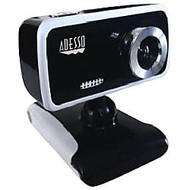 Adesso CyberTrack V1 Webcam - 0.3 Megapixel - 8 fps - USB 2.0
