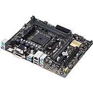 Asus A68HM-PLUS Desktop Motherboard - AMD A68 Chipset - Socket FM2+