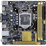 Asus H81I-PLUS Desktop Motherboard - Intel H81 Chipset - Socket H3 LGA-1150