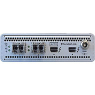 ATTO 20Gb/s Thunderbolt 2 (2-port) to 16Gb/s FC (2-Port) Desklink Device
