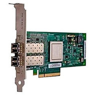 Dell QLogic 2562 Dual Channel 8Gb Optical Fibre Channel HBA PCIe Low Profile - Kit