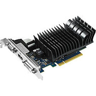 Asus GT730-SL-1GD3-BRK GeForce GT 730 Graphic Card - 1.80 GHz Core - 1 GB GDDR3 - PCI Express 2.0 - Low-profile
