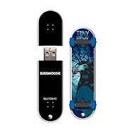 Action Sport Drives Birdhouse/Tony Hawk SkateDrive USB Flash Drive, 16GB, Never Was