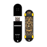 Action Sport Drives Birdhouse/Tony Hawk SkateDrive USB Flash Drive, 8GB, Mayan