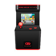 dreamGear; Retro Arcade Machine X, Black/Red