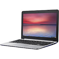ASUS; Chromebook Laptop, 11.6 inch; Screen, Rockchip Cortex A17, 4GB Memory, 16GB Solid State Drive, Chrome OS