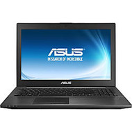 ASUS; ASUSPRO Advanced Laptop, 15.6 inch; Screen, Intel; Core™ i5, 8GB Memory, 128GB Solid State Drive, Windows; 7 Professional