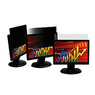 3M Frameless Privacy Filter For 23.8 inch; Monitors, Black