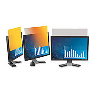 3M GPF19.0W Gold Privacy Filter for Widescreen Desktop LCD Monitor 19.0 inch; - For 19 inch;Monitor