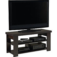 "Ameriwood; TV Stand For 47"" TVs, 23 3/10 inch;H x 47 1/2 inch;W x 19 1/2 inch;D, Black Forest"