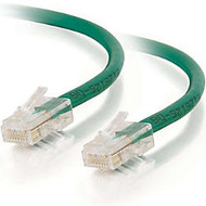 100ft Cat5e Non-Booted Unshielded (UTP) Network Patch Cable - Green