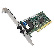 AddOn 100Mbs Single Open ST Port 2km MMF PCI Network Interface Card
