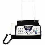 Brother Personal Plain Paper Fax Machine, FAX-575