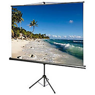 AccuScreens 800070 Manual Projection Screen - 85 inch; - 1:1