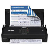 Brother Compact Color Desktop Scanner, ADS-1000W