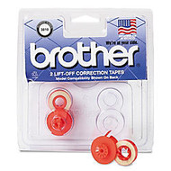 Brother; 3010 Lift-Off Tapes, Pack Of 2