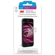 3M™ Natural View Screen Protector For iPhone; 5