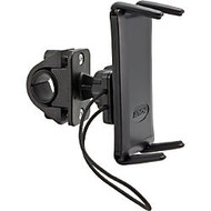 ARKON Bicycle and Motorcycle Handlebar Mount with Elastic Secure Strap