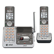 AT&T CL82201 DECT 6.0 Dual Handset Answering System