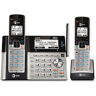 AT&T; Connect to Cell™ DECT 6.0 Expandable Cordless Phone With Digital Answering Machine, TL96273
