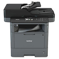 Brother DCP-L5650DN Laser Multifunction Printer - Monochrome - Plain Paper Print - Desktop